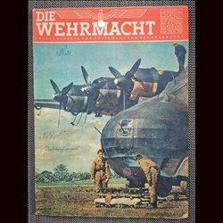15830 DIE WEHRMACHT AUSGABE A No. 3-1944 - 9.Februar