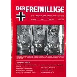 2007210 No. 2-2000 DER FREIWILLIGE - Waffen-SS veteran magazine -