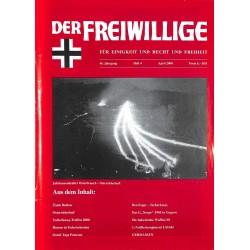 2007211 No. 4-2000 DER FREIWILLIGE - Waffen-SS veteran magazine -