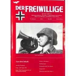 2007225 No. 5-2002 DER FREIWILLIGE - Waffen-SS veteran magazine -