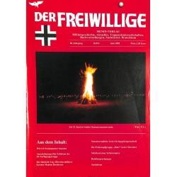 2007226 No. 6-2002 DER FREIWILLIGE - Waffen-SS veteran magazine -