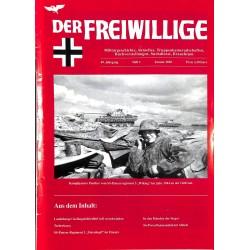 2007230 No. 1-2003 DER FREIWILLIGE - Waffen-SS veteran magazine -