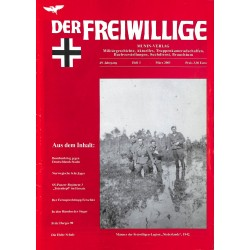 2007231 No. 3-2003 DER FREIWILLIGE - Waffen-SS veteran magazine -