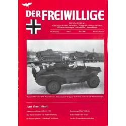 2007234 No. 7-2003 DER FREIWILLIGE - Waffen-SS veteran magazine -