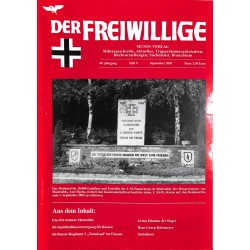 2007236 No. 9-2003 DER FREIWILLIGE - Waffen-SS veteran magazine -