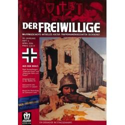 2007242 No. 4-2004 DER FREIWILLIGE - Waffen-SS veteran magazine -