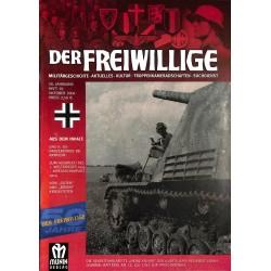 2007245 No. 10-2004 DER FREIWILLIGE - Waffen-SS veteran magazine -