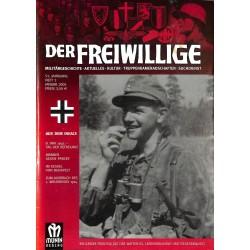 2007248 No. 1-2005 DER FREIWILLIGE - Waffen-SS veteran magazine -