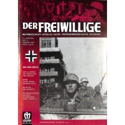 2007249 No. 2-2005 DER FREIWILLIGE - Waffen-SS veteran magazine -