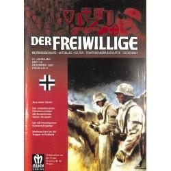 2007252 No. 12-2005 DER FREIWILLIGE - Waffen-SS veteran magazine -