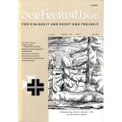 2007256 No. 1-1969 DER FREIWILLIGE - Waffen-SS veteran magazine -