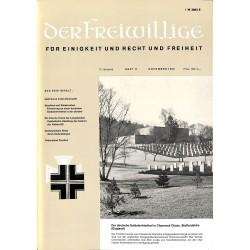2007266 No. 11-1969 DER FREIWILLIGE - Waffen-SS veteran magazine -