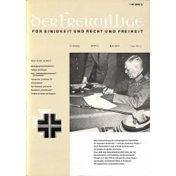 2007269 No. 5-1970 DER FREIWILLIGE - Waffen-SS veteran magazine -