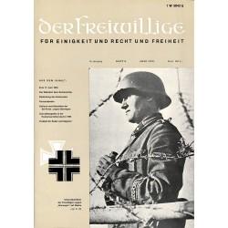 2007270 No. 6-1970 DER FREIWILLIGE - Waffen-SS veteran magazine -