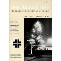 2007276 No. 12-1970 DER FREIWILLIGE - Waffen-SS veteran magazine -