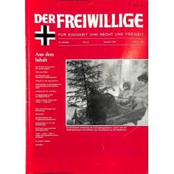 m2007/113 No. 12-1986 DER FREIWILLIGE - Waffen-SS veteran magazine -