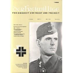 m2007/41 No. 5-1975 DER FREIWILLIGE - Waffen-SS veteran magazine -