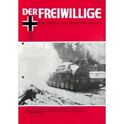m2007/51 No. 1-1976 DER FREIWILLIGE - Waffen-SS veteran magazine -