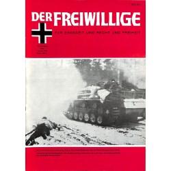 m2007/52 No. 1-1976 DER FREIWILLIGE - Waffen-SS veteran magazine -