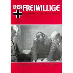 m2007/53 No. 2-1976 DER FREIWILLIGE - Waffen-SS veteran magazine -
