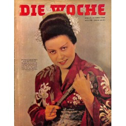 2657	 DIE WOCHE	-No.	13-1940		 WWII magazine - 	Scapa Flow winner, Tag der Wehrmacht	, 24 pages,	,german illustrated magazine