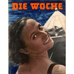 2682	 DIE WOCHE	-No.	30-1939		 WWII magazine - 	Tag der Deutschen Kunst, art	, 28 pages,	,german illustrated magazine