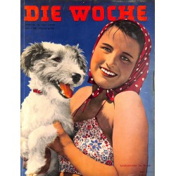 2700	 DIE WOCHE	-No.	26-1939		 WWII magazine - 	Spain Franco 	, 42 pages,	,german illustrated magazine, many photos