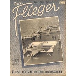 2762	 DER FLIEGER	-No.	1/2-1951	-	WWII german aviation magazine 	 content:	airplanes, technic, advertisments