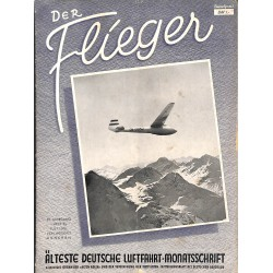 2767	 DER FLIEGER	-No.	7-1951	-	WWII german aviation magazine 	 content:	airplanes, technic, advertisments