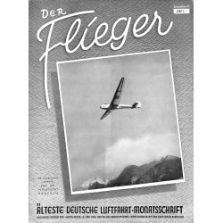 2769	 DER FLIEGER	-No.	9-1951	-	WWII german aviation magazine 	 content:	airplanes, technic, advertisments