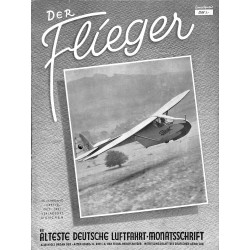 2770	 DER FLIEGER	-No.	10-1951	-	WWII german aviation magazine 	 content:	airplanes, technic, advertisments
