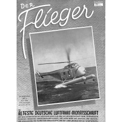 2775	 DER FLIEGER	-No.	5-1952	-	WWII german aviation magazine 	 content:	airplanes, technic, advertisments