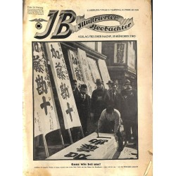 3008	 ILLUSTRIERTER BEOBACHTER 	 Jews No. 	8-1930	-	February 22