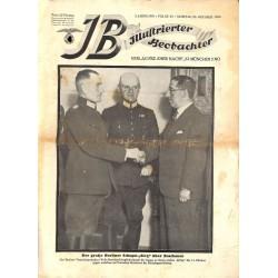 3043 ILLUSTRIERTER BEOBACHTER  No. 43-1930-Ocotber 25