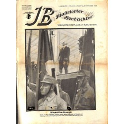 3045	 ILLUSTRIERTER BEOBACHTER 	 No. 	45-1930	-	November 8