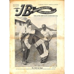3124 ILLUSTRIERTER BEOBACHTER 	INCOMPLETE No. 	24-1931	-	June 13