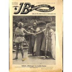 3127 ILLUSTRIERTER BEOBACHTER 	INCOMPLETE No. 	27-1931	-	July 4