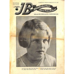 3130 ILLUSTRIERTER BEOBACHTER 	No. 	30-1931	-	July 25