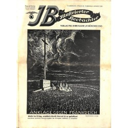 3132	 ILLUSTRIERTER BEOBACHTER 	 No. 	32-1931	-	August 8