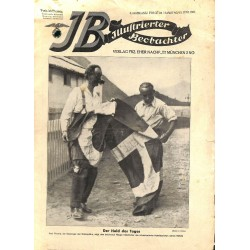 3176	 ILLUSTRIERTER BEOBACHTER 	 Incomplete No. 	24-1931	-	June 13
