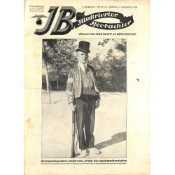 3198	 ILLUSTRIERTER BEOBACHTER 	 Jews No. 	49-1931	-	December 5
