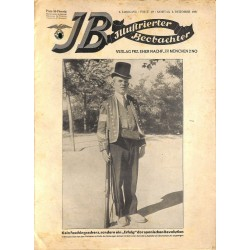 3199	 ILLUSTRIERTER BEOBACHTER 	 Jews No. 	49-1931	-	December 5