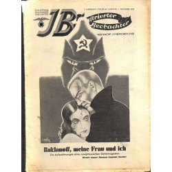 3240	 ILLUSTRIERTER BEOBACHTER 	 INCOMPLETE No. 	40-1932	-	October 1