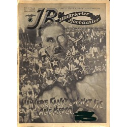 3248	 ILLUSTRIERTER BEOBACHTER 	 Jews No. 	48-1932	-	November 26