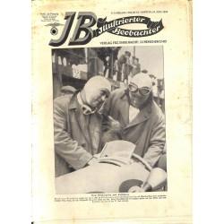 3475 ILLUSTRIERTER BEOBACHTER  Incomplete No. 24-1934-June 16