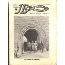 3485 ILLUSTRIERTER BEOBACHTER  No. 33-1934-August 18