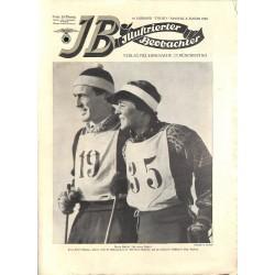 3501 ILLUSTRIERTER BEOBACHTER  No. 1-1935-January 5