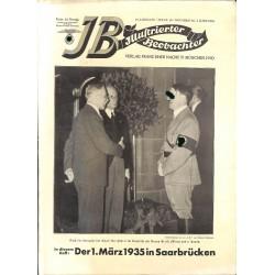 3510 ILLUSTRIERTER BEOBACHTER  No. 10-1935-March 7