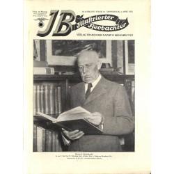 3514 ILLUSTRIERTER BEOBACHTER  No. 14-1935-April 4 v
