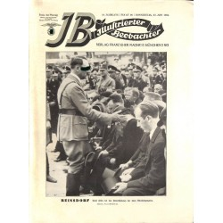3526 ILLUSTRIERTER BEOBACHTER  No. 26-1935-June 27